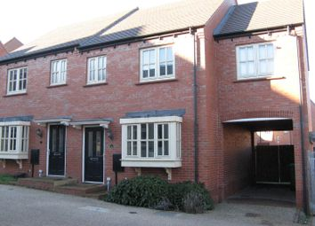 Thumbnail 4 bed terraced house to rent in Little Flint, Lightmoor Way, Lightmoor, Telford