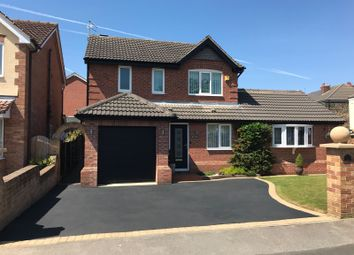 Thumbnail 3 bed detached house for sale in Gorehill Close, Wath-Upon-Dearne, Rotherham