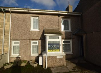 Thumbnail 3 bed terraced house for sale in Turnpike Road, Connor Downs, Hayle, Cornwall