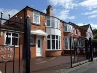 Thumbnail 7 bed semi-detached house to rent in Yew Tree Road, Fallowfield, Manchester