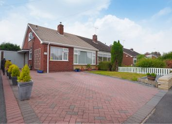 Thumbnail 3 bed semi-detached bungalow for sale in Westmead Road, Barton-Under-Needwood