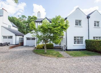 Thumbnail 4 bedroom semi-detached house to rent in Woolmers Park Mews, Letty Green, Hertford