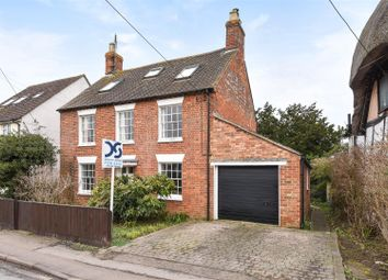 Thumbnail 4 bed cottage for sale in Main Street, Grove, Wantage