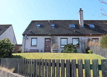 Thumbnail 3 bed semi-detached house for sale in Sage Terrace, Lochcarron