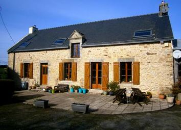 Thumbnail 6 bed property for sale in Serent, Morbihan, France