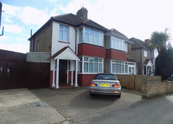 Thumbnail 3 bed semi-detached house for sale in Inwood Road, Hounslow