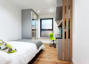 Thumbnail 1 bed flat for sale in Sky Building Student Property, Brunswick Street, Stoke-On-Trent