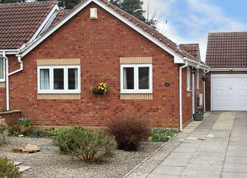 Thumbnail 2 bed semi-detached bungalow for sale in Hillbank View, Harrogate