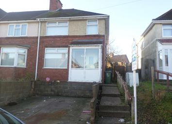 Thumbnail 3 bed semi-detached house to rent in Beeches Road, Oldbury