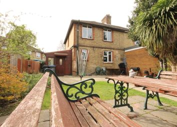 Thumbnail 3 bed semi-detached house for sale in Deansway, London
