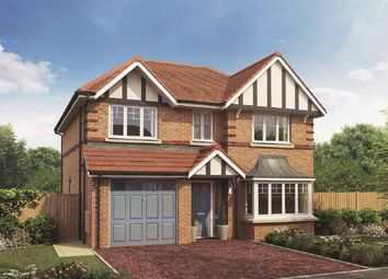 Thumbnail 4 bedroom detached house for sale in Kingsfield Park, Tytherington, Cheshire