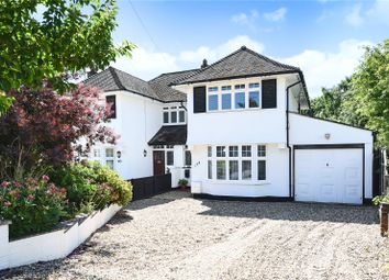Thumbnail 3 bed semi-detached house for sale in Hillcroft Crescent, Oxhey Hall