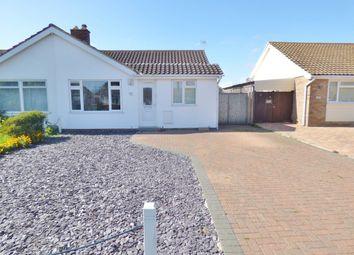 Thumbnail 2 bed semi-detached bungalow for sale in Cardinals Drive, Pagham, Bognor Regis