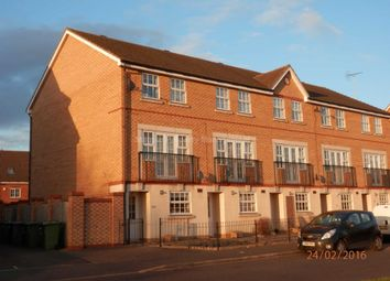 Thumbnail 3 bed town house to rent in Lakeview Way, Hampton Hargate, Peterborough