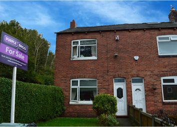 Thumbnail 2 bed end terrace house for sale in Evans Street, Manchester