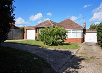 2 bed detached bungalow for sale in Grasmere Road, Whitstable CT5