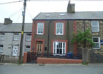 Thumbnail 3 bed terraced house for sale in Llithfaen, Pwllheli, Gwynedd