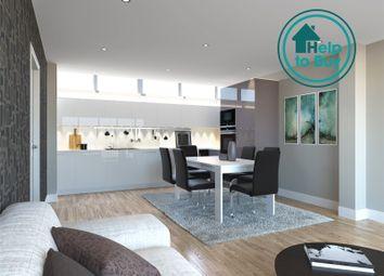 Thumbnail 1 bedroom flat for sale in Regan Yard, 40 Regan Way