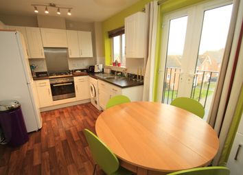 Thumbnail 2 bed flat to rent in Newbiggin Place, Leicester