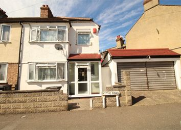 Thumbnail 3 bed end terrace house for sale in Hythe Road, Thornton Heath, Surrey