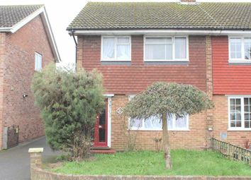 Thumbnail 3 bed property to rent in Laburnum Grove, Slough, Berkshire