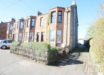 Thumbnail 1 bed flat for sale in 74, Overtown Road, Wishaw ML28Hf