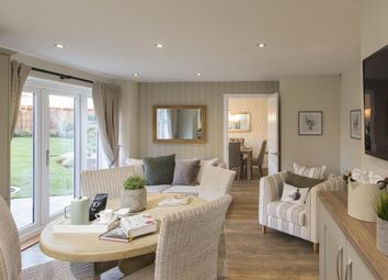 "Thumbnail 5 bedroom detached house for sale in ""Buckingham"" at Park View, Moulton, Northampton"