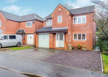 Thumbnail 4 bed detached house for sale in The Croft, Ashby-De-La-Zouch, Leicestershire