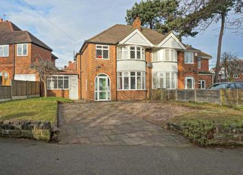 3 bed semi-detached house to rent in Lyndon Road, Solihull, Solihull B92