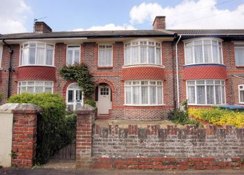 Thumbnail 3 bed terraced house for sale in Westley Grove, Fareham
