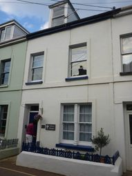 Thumbnail 4 bed terraced house to rent in Cross Street, Combe Martin