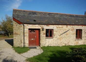 Thumbnail 2 bed end terrace house to rent in Higher Penhole Farm, East Taphouse, Liskeard, Cornwall