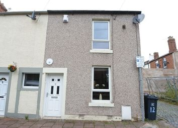 Thumbnail 2 bed terraced house to rent in Bright Street, Carlisle
