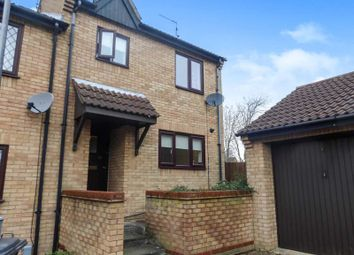 Thumbnail 2 bedroom semi-detached house to rent in Linnet, Orton Wistow, Peterborough