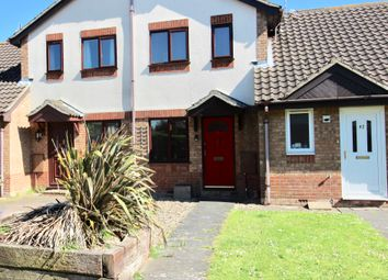 Thumbnail 2 bedroom terraced house to rent in Lucerne Close, Carlton Colville, Lowestoft