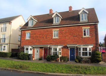Thumbnail 3 bedroom terraced house for sale in Mazurek Way, Haydon End, Swindon