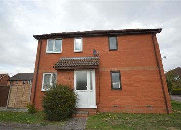 Thumbnail 1 bed end terrace house for sale in Palm Close, Wymondham, Norwich, Norfolk