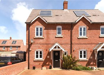 Thumbnail 3 bed semi-detached house for sale in Rifles Way, Blandford Forum, Dorset
