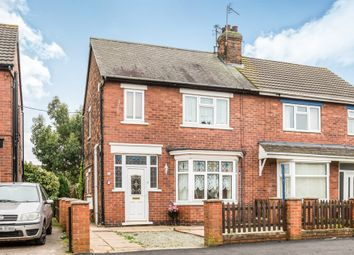 Thumbnail 3 bed semi-detached house for sale in Thompson Street, Scunthorpe