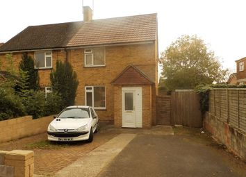Thumbnail 2 bed semi-detached house for sale in The Street, Swindon