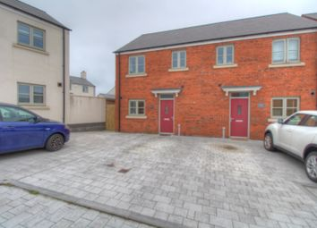 Thumbnail 3 bed semi-detached house for sale in Lle Crymlyn, Llandarcy, Neath
