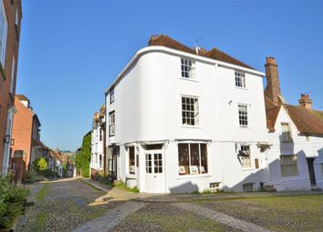 Thumbnail 3 bed town house for sale in West Street, Rye
