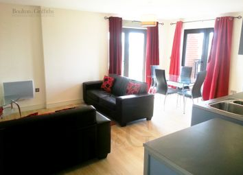 Thumbnail 2 bed flat to rent in 189 Galleon Way, Cardiff Bay