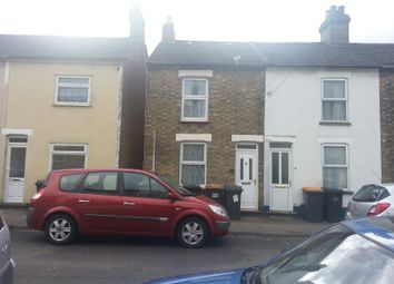 Thumbnail 3 bed end terrace house to rent in Althorpe Street, Bedford