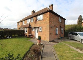 Thumbnail 3 bed semi-detached house for sale in Beacon Crescent, Coalville