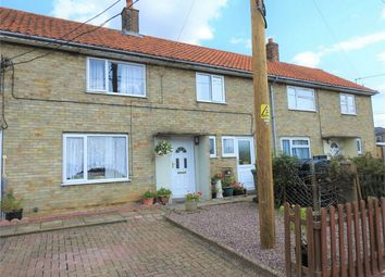 Thumbnail 3 bed terraced house for sale in Foresters Avenue, Hilgay, Downham Market
