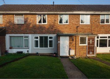 Thumbnail 3 bed terraced house for sale in Foxglove Green, Ashford