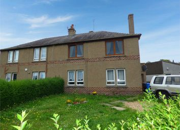 Thumbnail 2 bed flat for sale in Memorial Road, Methil, Leven, Fife