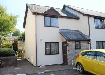 Thumbnail 2 bed semi-detached house for sale in Stanley Court, Midsomer Norton, Radstock