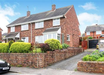 Thumbnail 3 bed semi-detached house for sale in Winslow Avenue, Droitwich, Worcestershire